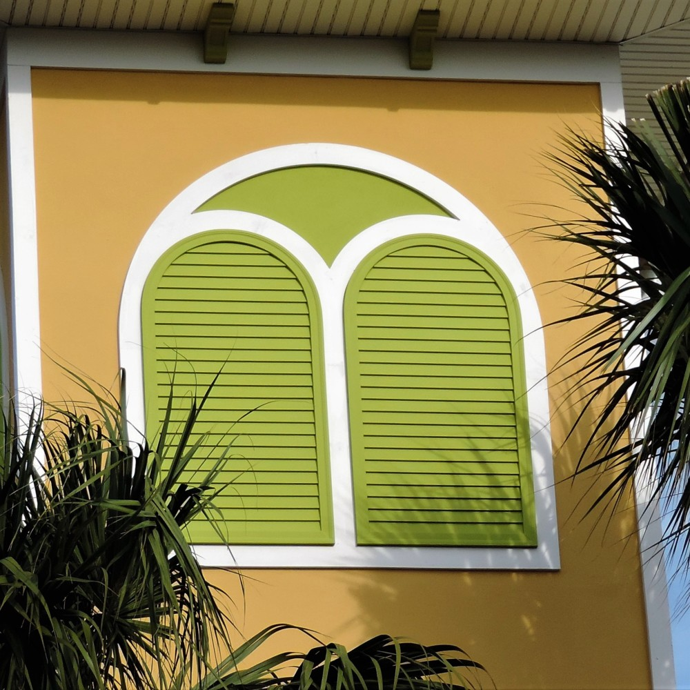 10. pinellas green louver SQ