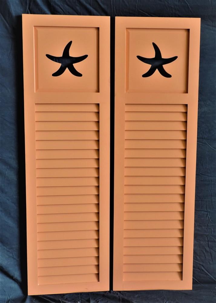 23. starfish shutters 5X7