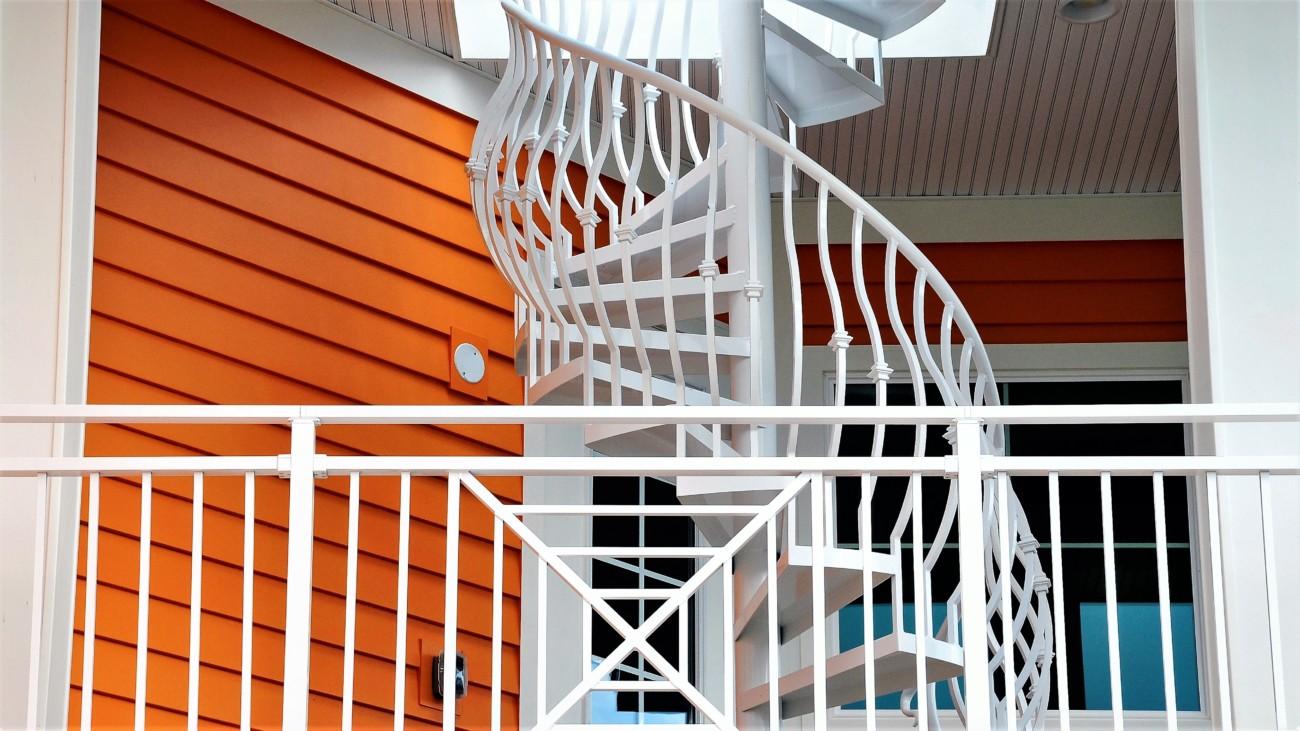 Caribbean rail balcony 5 wide