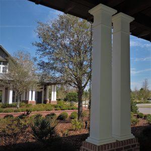 CPVC Column Wrap