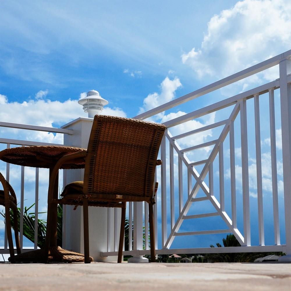 Caribbean Chippendale railing finyl sales